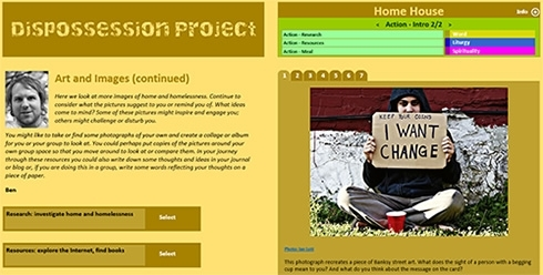 Dispossession Project - Home House