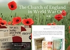 Church of England World War I website