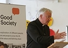 Cardinal Vincent Nichols at Good Society launch