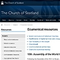 Church of Scotland resources