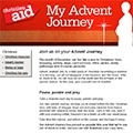 Christian Aid Advent resources