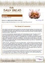 Our Daily Bread resources download