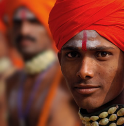 men of Rajasthan, India