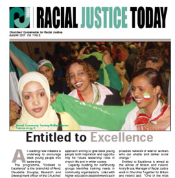 Front cover of Racial Justice Today