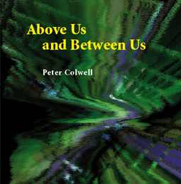 Book cover for Above Us and Between Us