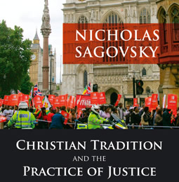 Book cover to Christian Tradition and the Practice of Justice