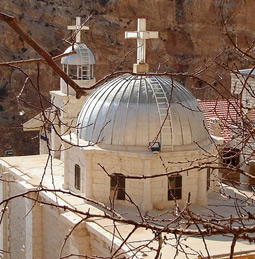 A church in Syria