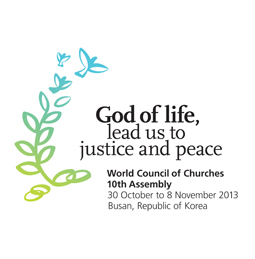 WCC 10th Assembly logo